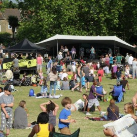 Join RUSS for the Hilly Fields Fayre on Saturday 18th June