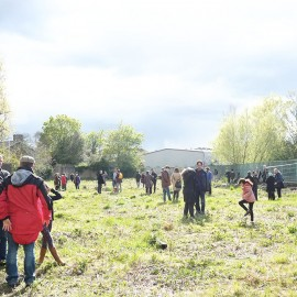 Residents Group explore the Church Grove site