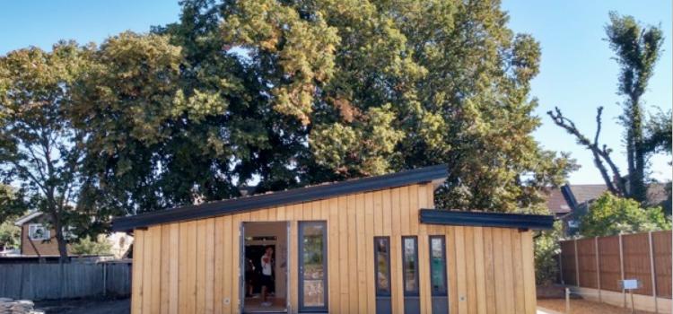 Open House London: Ladywell Self-Build Community Hub – 21 September